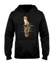 Golden Retriever In Dream Hooded Sweatshirt thumbnail