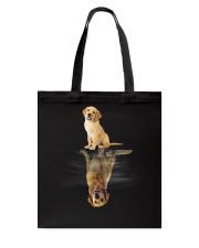 Golden Retriever In Dream Tote Bag thumbnail