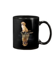 Golden Retriever In Dream Mug thumbnail