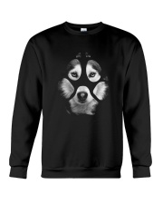 GAEA - Siberian Husky Paw - MA5 Crewneck Sweatshirt thumbnail