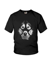GAEA - Siberian Husky Paw - MA5 Youth T-Shirt tile