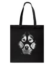 GAEA - Siberian Husky Paw - MA5 Tote Bag thumbnail