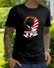 space force shirt Classic T-Shirt lifestyle-mens-crewneck-front-7