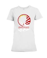 space force shirt Premium Fit Ladies Tee thumbnail