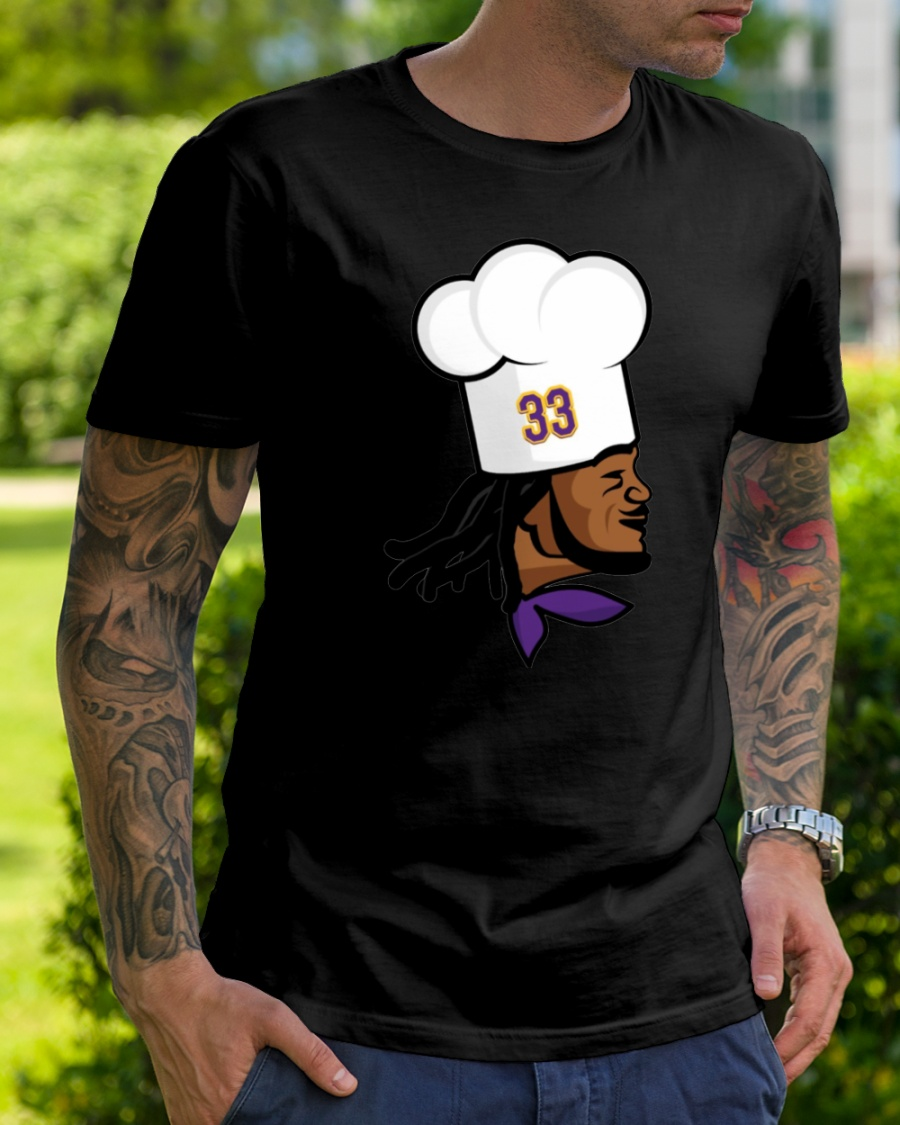 Dalvin Cook Chef T Shirt