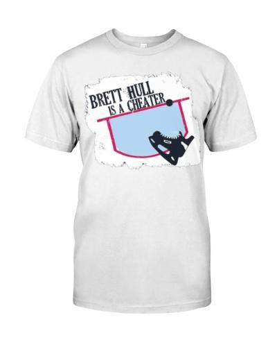 brett hull t shirt