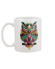 Cute Owl Design Mug back