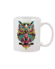 Cute Owl Design Mug front