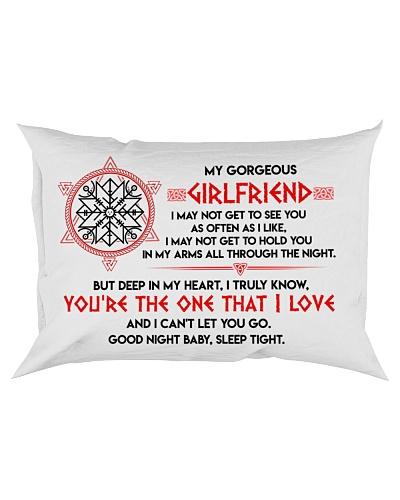 Viking Girlfriend Good Night Baby Sleep Tight