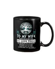 Viking I Love You Wife Mug thumbnail