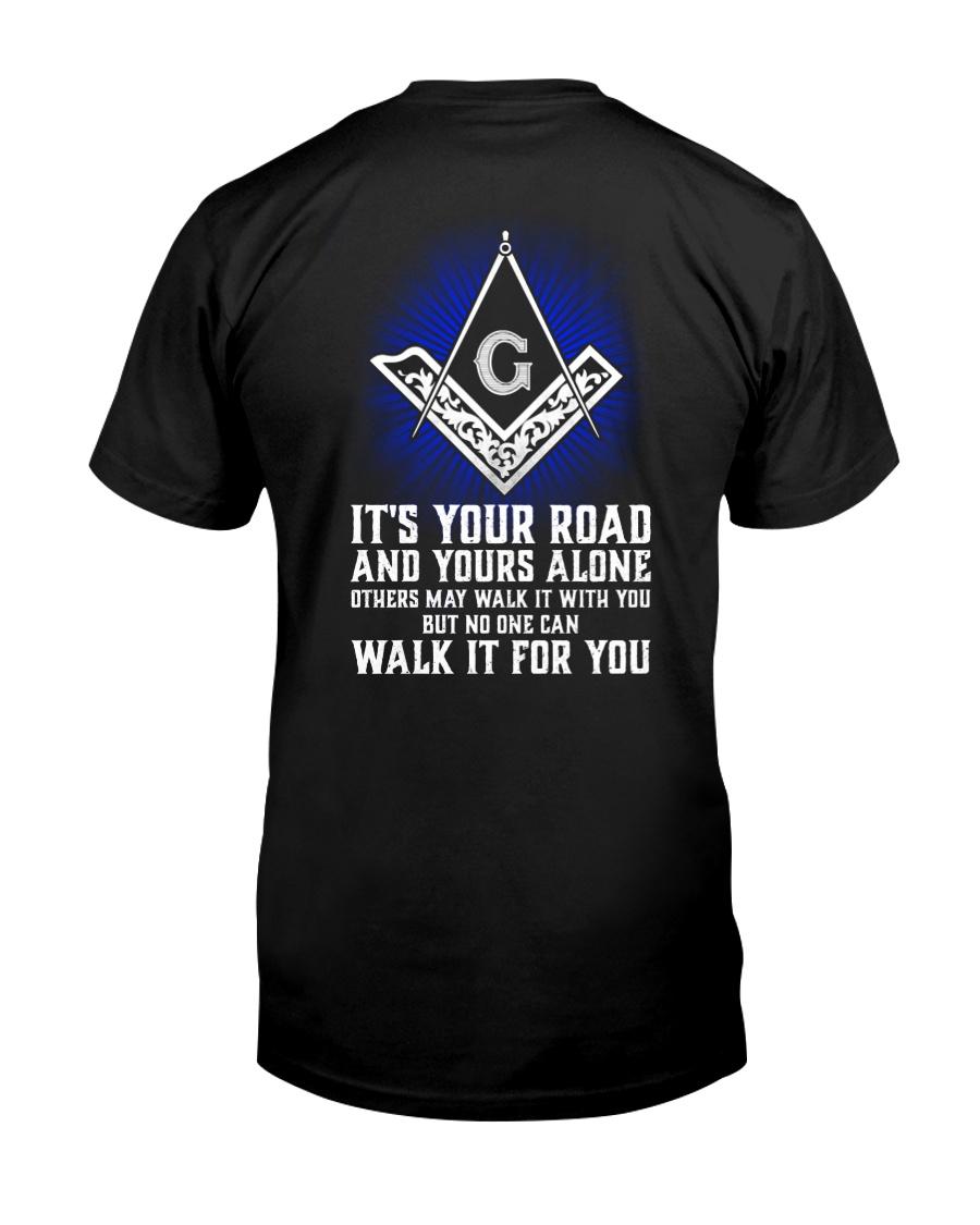 FREEMASON SHIRT  Classic T-Shirt