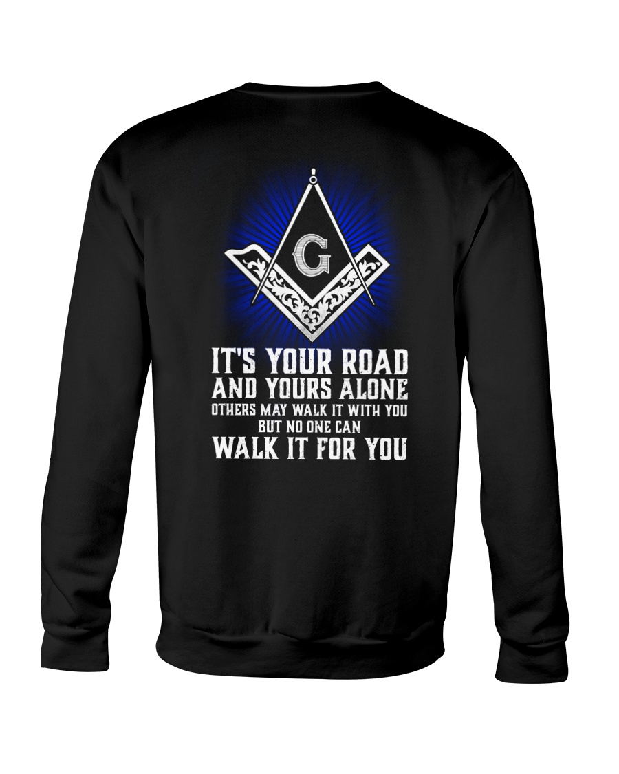 FREEMASON SHIRT  Crewneck Sweatshirt