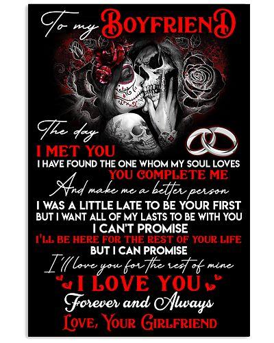 Skull Boyfriend For My Life