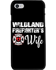 WILDLAND FIREFIGHTER WIFE  Phone Case thumbnail
