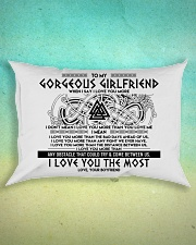 Viking Girlfriend I Love You More Rectangular Pillowcase aos-pillow-rectangle-front-lifestyle-3