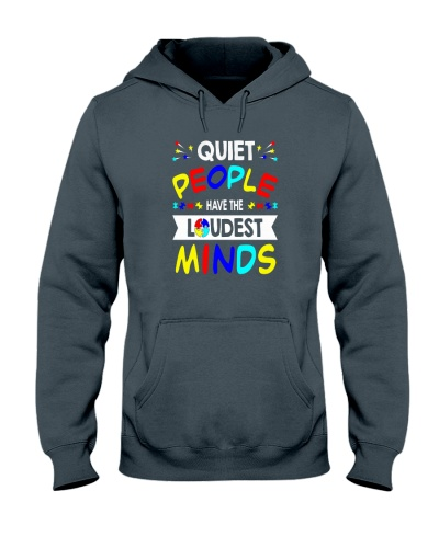 Quiet People Have The Loudest Minds autism