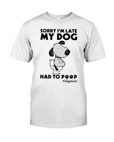 Dog sorry