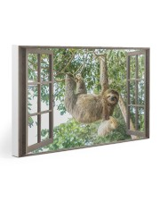 Sloth 30x20 Gallery Wrapped Canvas Prints thumbnail