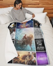 """LIMITED EDITION Large Sherpa Fleece Blanket - 60"""" x 80"""" aos-sherpa-fleece-blanket-60x80-lifestyle-front-06"""