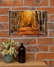 Forest 17x11 Poster poster-landscape-17x11-lifestyle-23