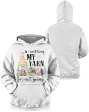 Yarn not going Hooded Sweatshirt apparel-hooded-sweatshirt-lifestyle-front-43