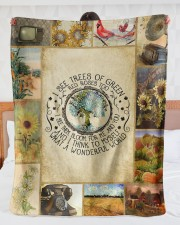 "LIMITED EDITION Large Sherpa Fleece Blanket - 60"" x 80"" aos-sherpa-fleece-blanket-60x80-lifestyle-front-23"