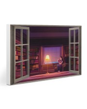 Book Gallery Wrapped Canvas Prints tile