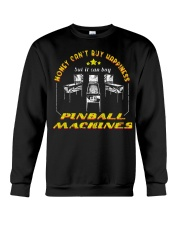 MONEY CAN T BUY HAPPINESS BUT IT CAN BUY PINBALL M Crewneck Sweatshirt thumbnail