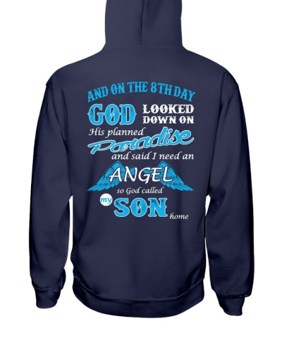 and on the 8th day angel SON