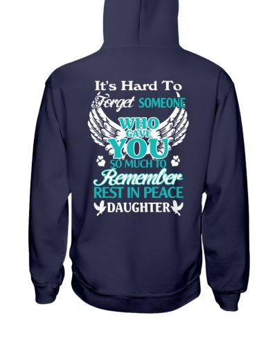 Never Forget Daughter