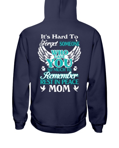 Never Forget MOM
