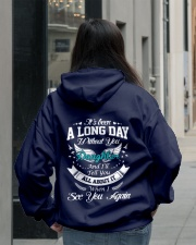 A Long Day Daughter Hooded Sweatshirt lifestyle-unisex-hoodie-back-2