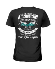 A Long Day Daughter Ladies T-Shirt thumbnail