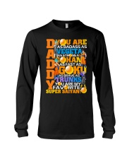 Daddy You Are As Badass As - Father's Day Long Sleeve Tee thumbnail