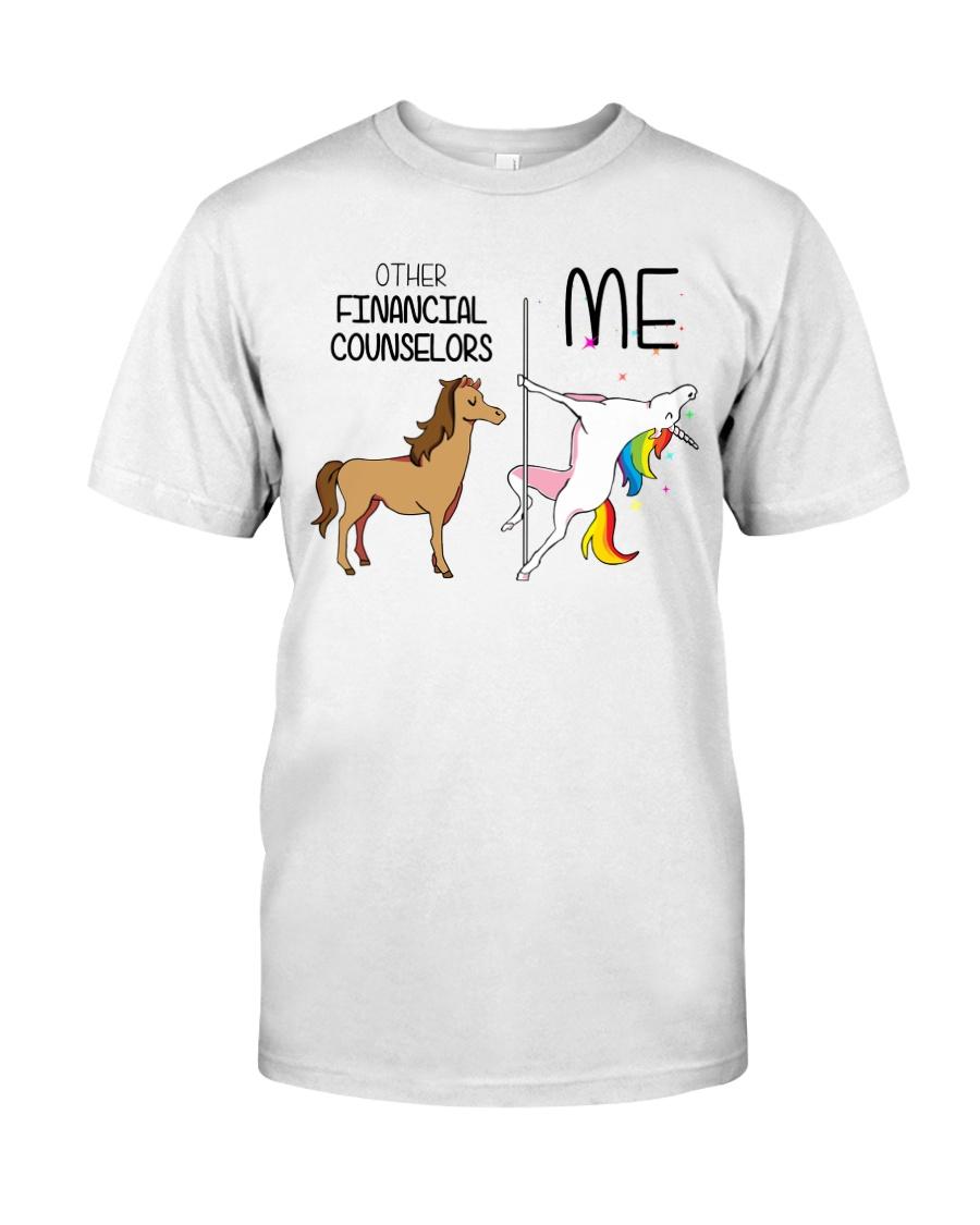 Financial Counselor Classic T-Shirt