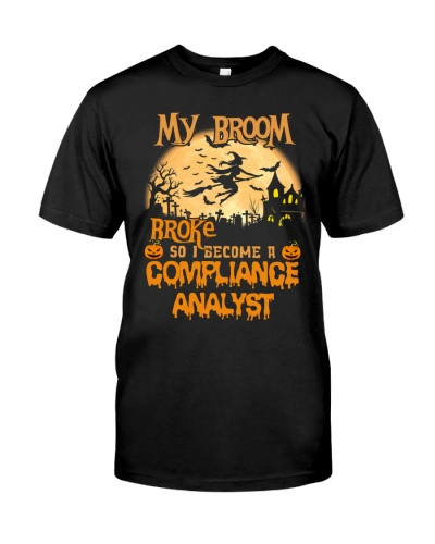 COMPLIANCE ANALYST