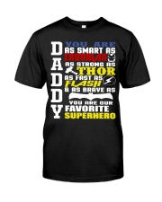 Daddy - Father Day T-shirt Gifts Classic T-Shirt front