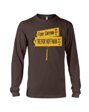 19 and 51 Street Sign Long Sleeve Tee thumbnail