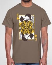 King Manny - Two Kings Classic T-Shirt garment-tshirt-unisex-front-03