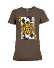 King Manny - Two Kings Premium Fit Ladies Tee thumbnail
