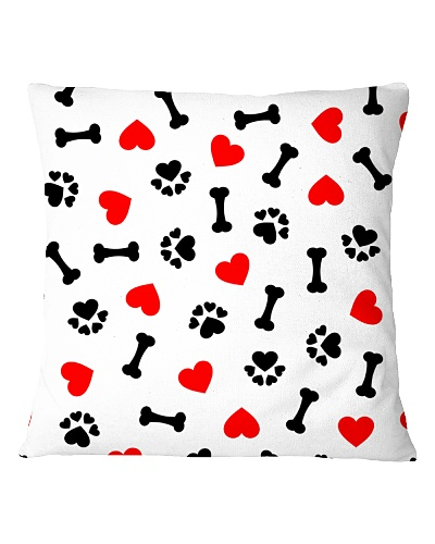 Dog Lover Pillow Case