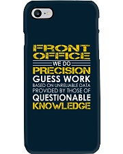 Front Office Phone Case thumbnail