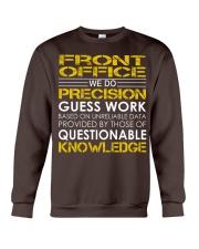 Front Office Crewneck Sweatshirt thumbnail