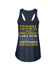 Front Office Ladies Flowy Tank thumbnail