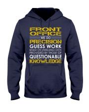 Front Office Hooded Sweatshirt thumbnail