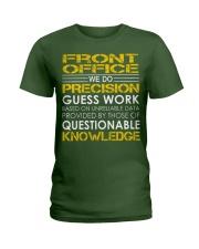 Front Office Ladies T-Shirt thumbnail