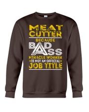 Meat Cutter Crewneck Sweatshirt thumbnail