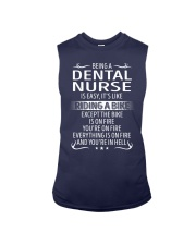 Dental Nurse Sleeveless Tee thumbnail