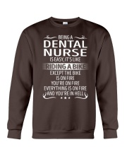 Dental Nurse Crewneck Sweatshirt thumbnail