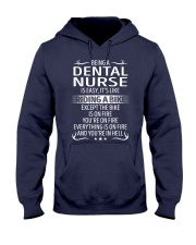Dental Nurse Hooded Sweatshirt thumbnail